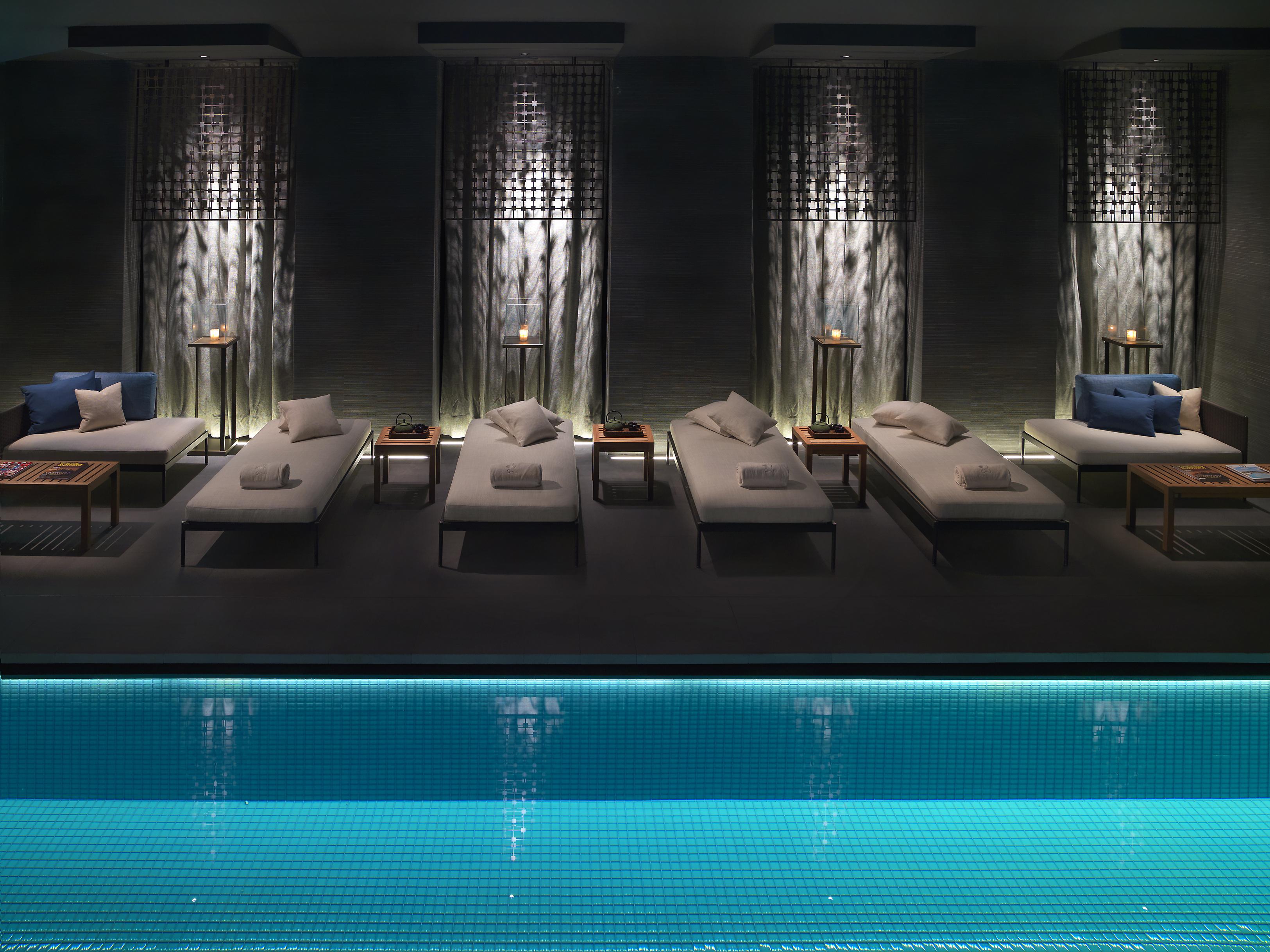 Mandarin Luxury Hotel , Milan